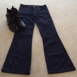 J.CREW CLASSIC FLAIR JEANS/ NEW